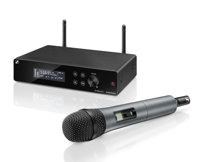 Microfoane wireless Sennheiser XSW 2-865